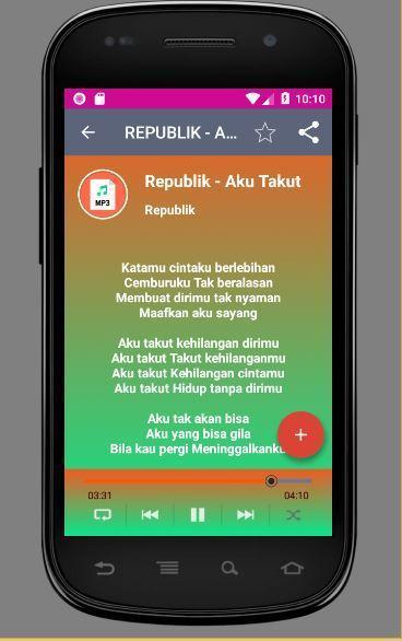 Lagu Repvblik Full Album Plus Lirik For Android Apk Download