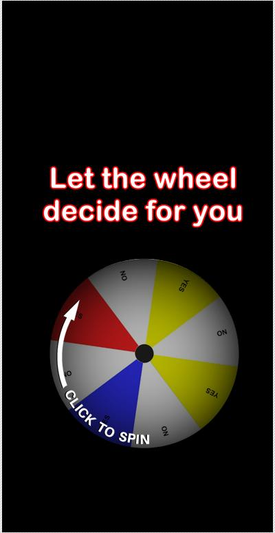 Yes or No Wheel for Android - APK Download