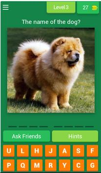 Animals Dogs coloring ( All Dogs names  pictures ) screenshot 3