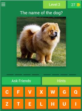 Animals Dogs coloring ( All Dogs names  pictures ) screenshot 7