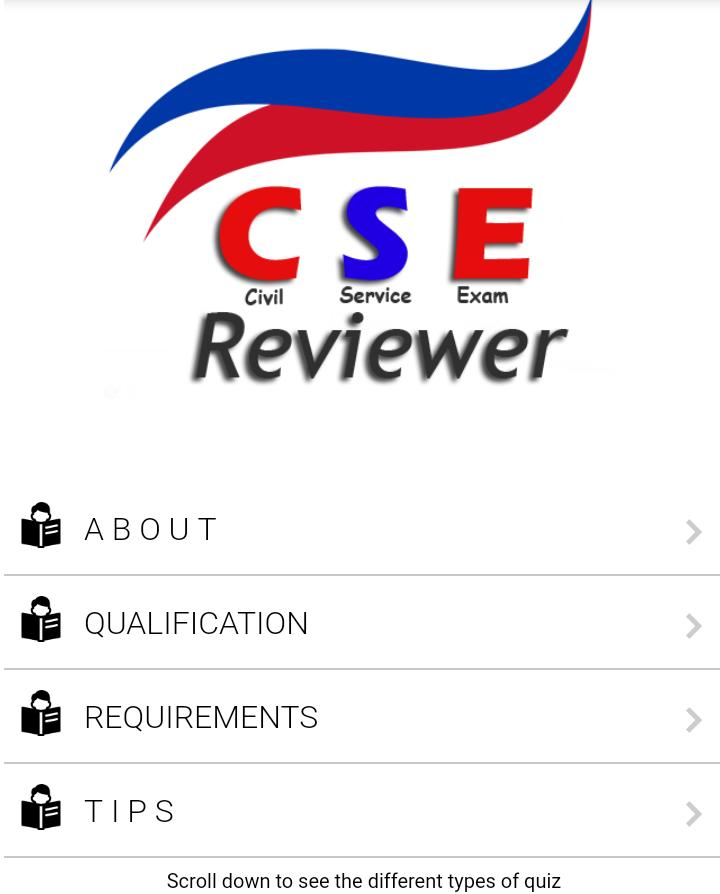 Civil Service Exam Reviewer For Android Apk Download