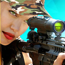 Sniper girls 2020: Sniper 3D Assassin FPS Offline APK Android