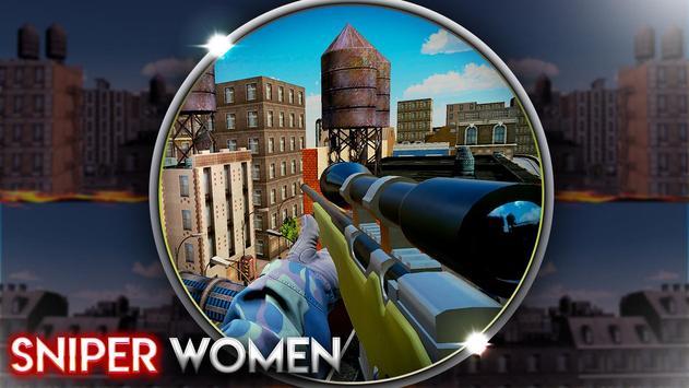 Sniper girls 2020 screenshot 1