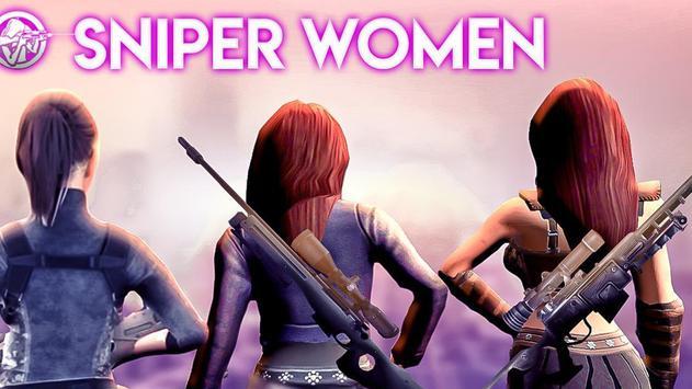 Sniper girls 2020 poster