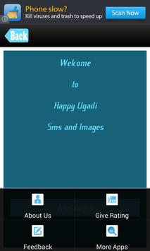 HAPPY UGADI SMS MESSAGES SMS screenshot 1