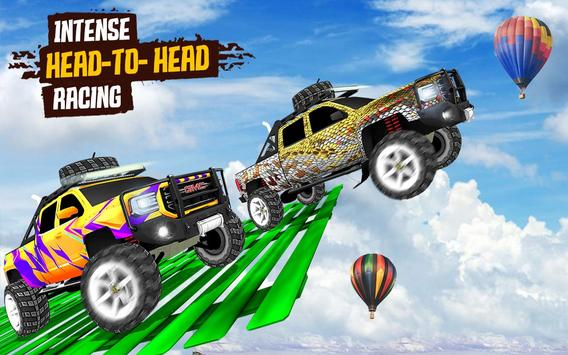 Superhero Jeep Offroad Racing: Superkids Drive 3D screenshot 2