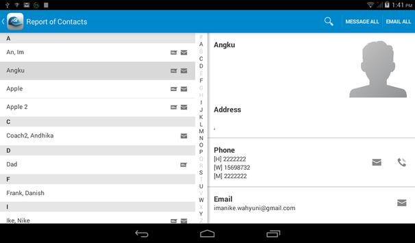 Activity Scheduler screenshot 4
