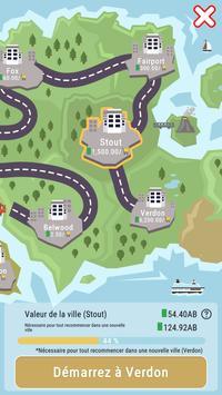 Idle Island capture d'écran 4