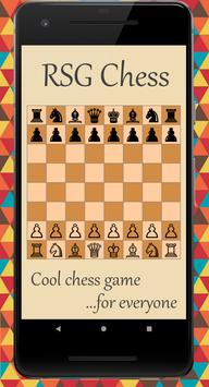 RSG Chess poster