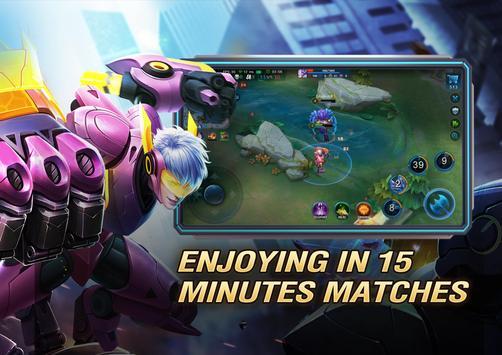 Heroes Evolved screenshot 14