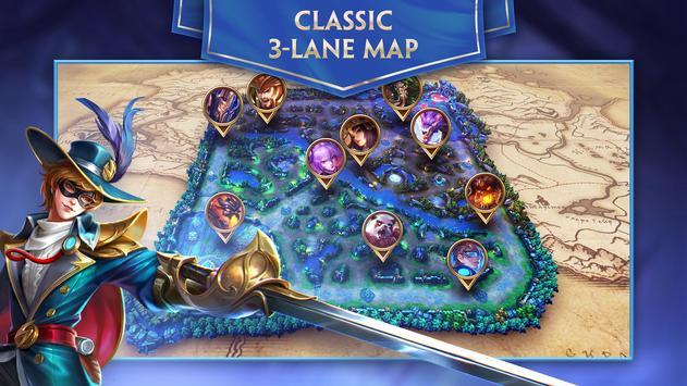 Heroes Evolved screenshot 1