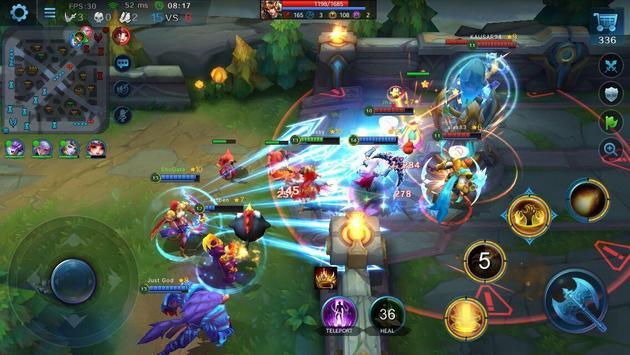 Heroes Evolved screenshot 20