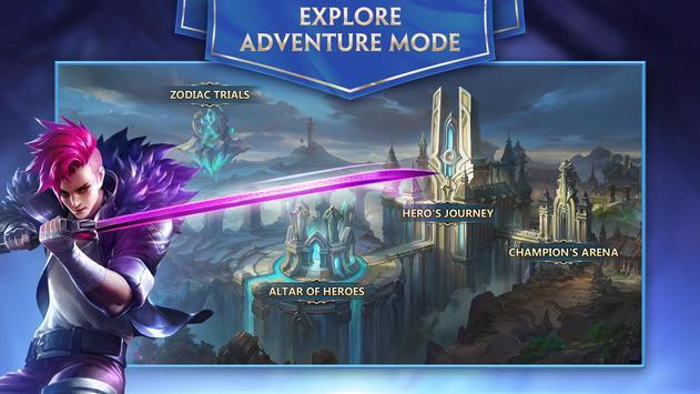 Heroes Evolved скриншот 4