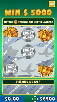 Lucky Bucks poster