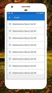 Math Quiz Math Mcq Question SSC Mathematics Quiz screenshot 7