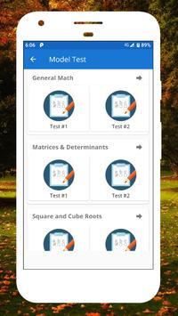 Math Quiz Math Mcq Question SSC Mathematics Quiz screenshot 20