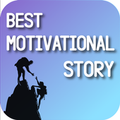 Real Life Motivational Stories in English Offline ícone