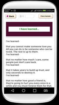 Real Life Motivational Stories in English Offline imagem de tela 13