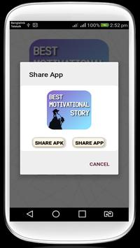 Real Life Motivational Stories in English Offline imagem de tela 7