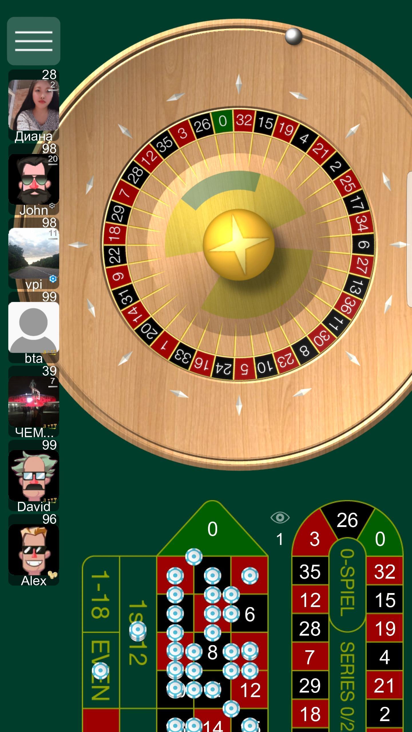Игра рулетка скачать онлайн форум казино подарками