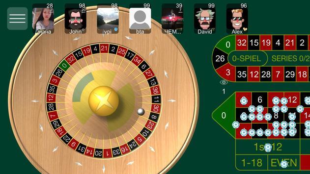 Roulette screenshot 2