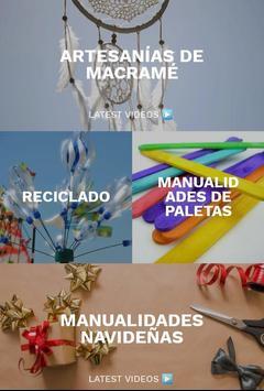 Aprender manualidades y arte de bricolaje captura de pantalla 4