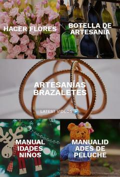 Aprender manualidades y arte de bricolaje captura de pantalla 5