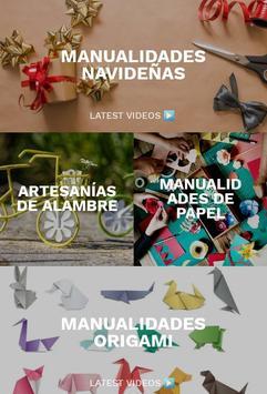 Aprender manualidades y arte de bricolaje captura de pantalla 6