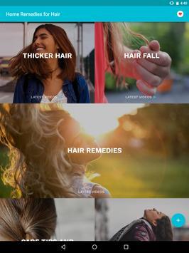 Haircare app for women screenshot 9