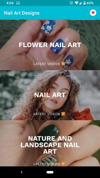 Nail art app offline step by step poster