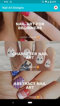 Nail art app offline step by step screenshot 2