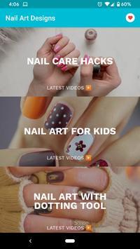 Nail art app offline step by step screenshot 5