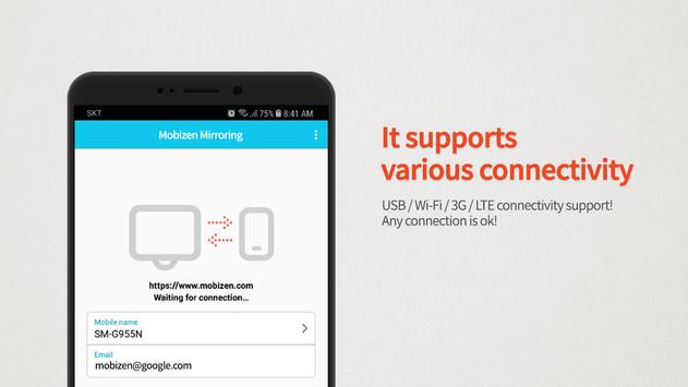 Mobizen Mirroring for SAMSUNG screenshot 14