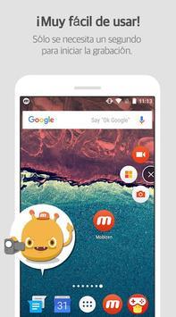 Mobizen captura de pantalla 2