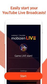 Mobizen Live screenshot 3