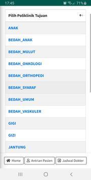 Pendaftaran Online RS. Urip Sumoharjo screenshot 1