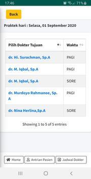 Pendaftaran Online RS. Urip Sumoharjo screenshot 2