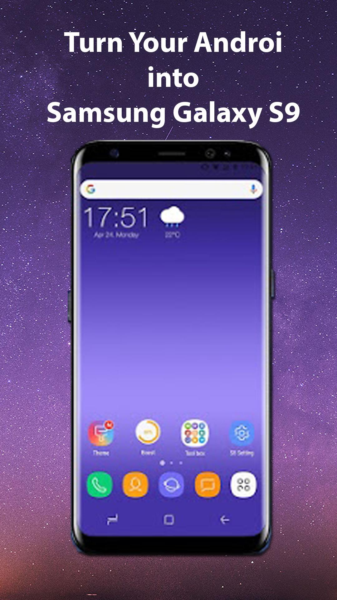 S9 Launcher for Android - APK Download