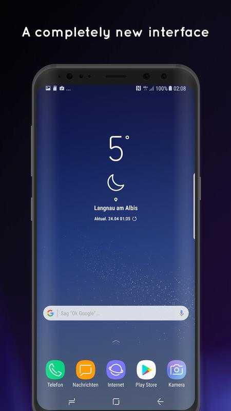 Download apk launcher samsung s9 | Samsung S9 Launcher Apk Download