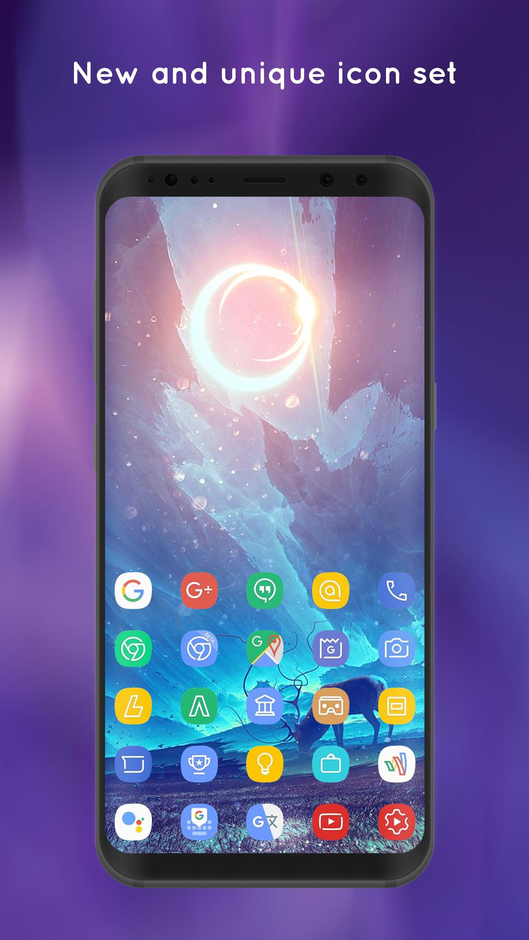 S9 Launcher - Galaxy S9 Launcher for Android - APK Download