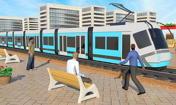Indian Train City 2019 – Oil Trains Game Driving screenshot 5