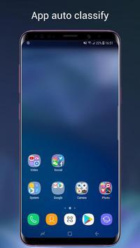 Super S9 Launcher for Galaxy S9/S8/S10 launcher screenshot 2