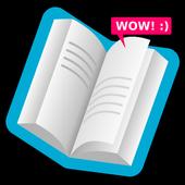 ePUB Leitor de Livros Supreader.com ícone