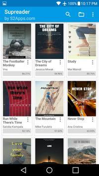 ePUB Leitor de Livros Supreader.com Cartaz