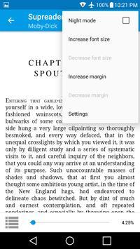 ePUB Leitor de Livros Supreader.com imagem de tela 2