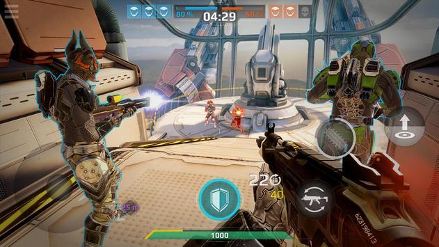 Era Combat - Online PVP Shooter & FPS Action screenshot 4