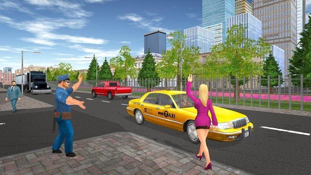 City Taxi Driver 2020 screenshot 23