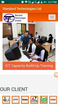 Standard Technologies Ltd screenshot 2