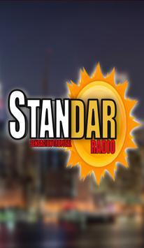 Standar Radio poster