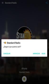 Standar Radio screenshot 5